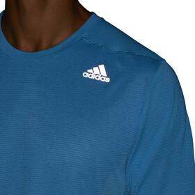adidas Supernova Koszulka Mężczyźni, shock cyan